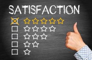 cybersecurity, information security customer satisfaction