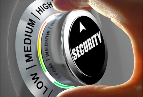 Dial Up to Compliance Level Security
