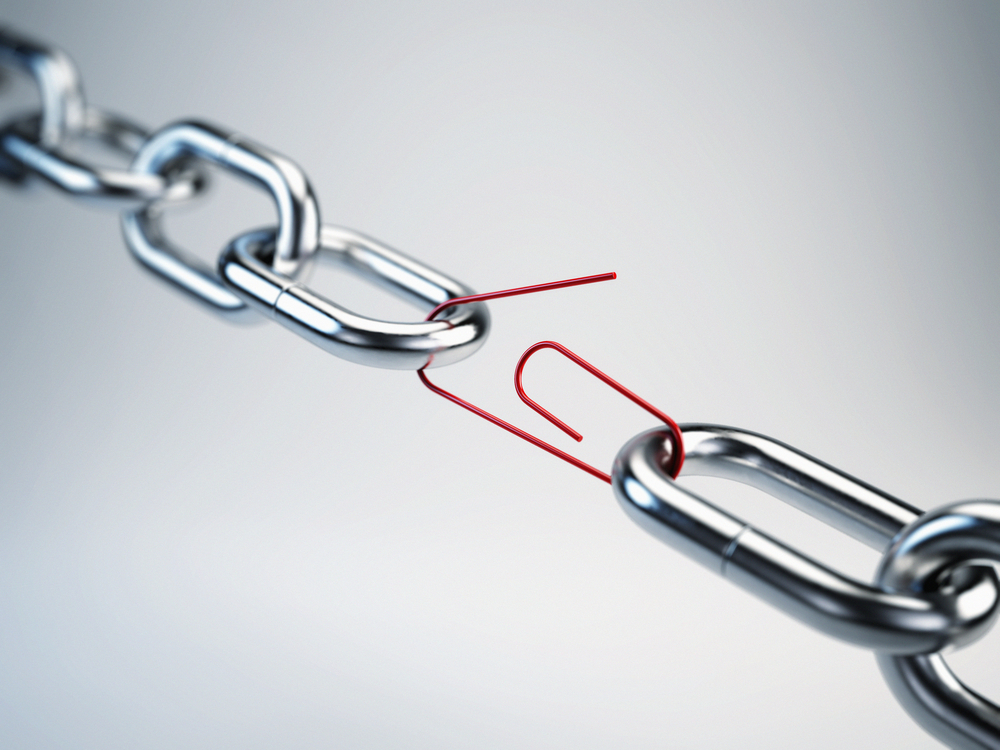 Strong Security Eliminates the Weakest Links