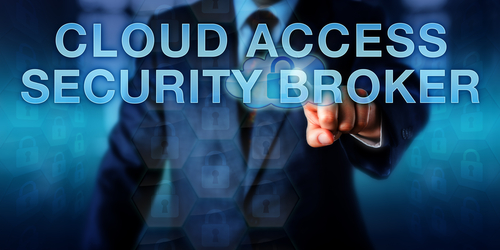 CASB - Cloud Access Security Broker