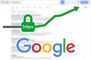 Google Ranking Increase for HTTPS Sites