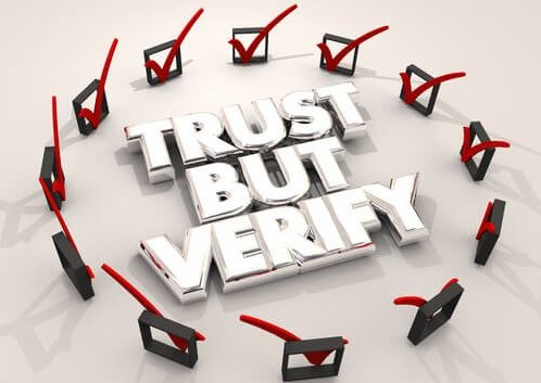 3rd Party Risk Management - Trust but Verify