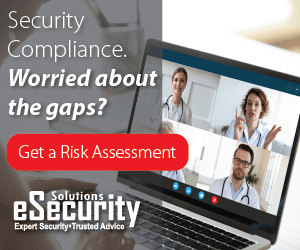 Cybersecurity audits and risk assessment gap analysis