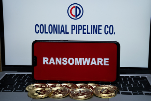 Ransomware - Colonial Pipeline